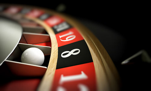 Рулетка казино игра