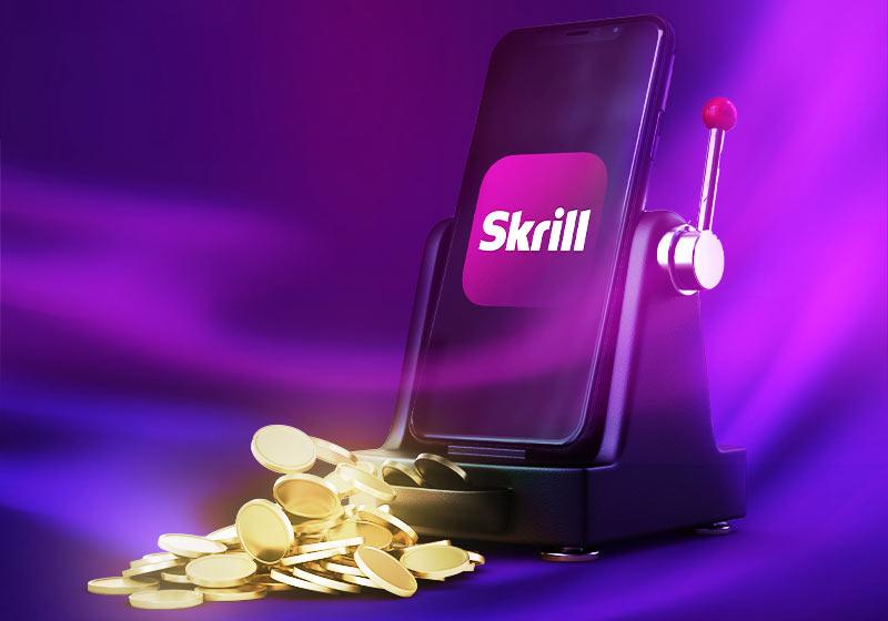 Онлайн плащания в казино чрез Скрил