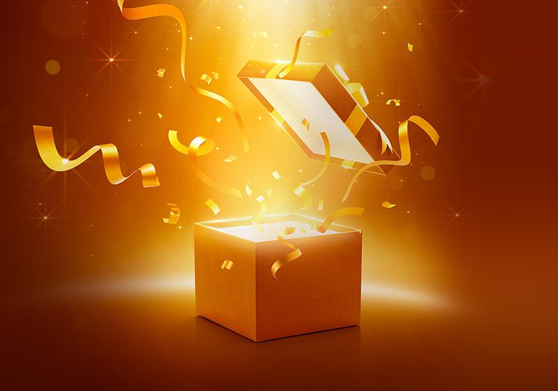 Видове бонуси при регистрация на нови играчи
